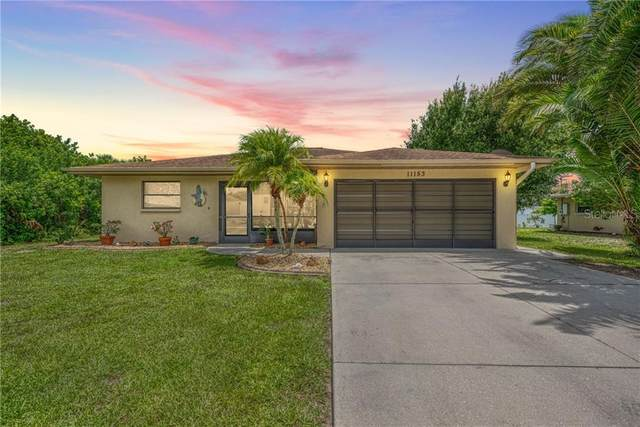 11153 Deerwood Avenue, Englewood, FL 34224 (MLS #D6112947) :: The Heidi Schrock Team