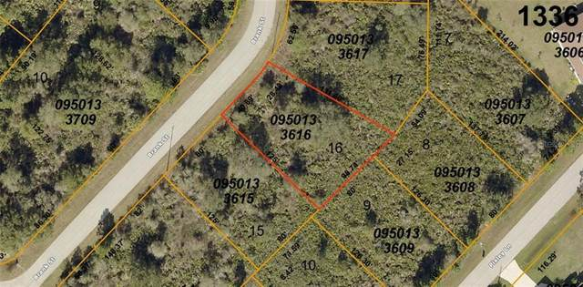 Lot 16 Brank Street, North Port, FL 34291 (MLS #D6112951) :: Bustamante Real Estate
