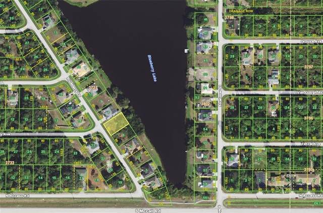 6484 Blueberry Drive, Englewood, FL 34224 (MLS #D6112963) :: The Heidi Schrock Team
