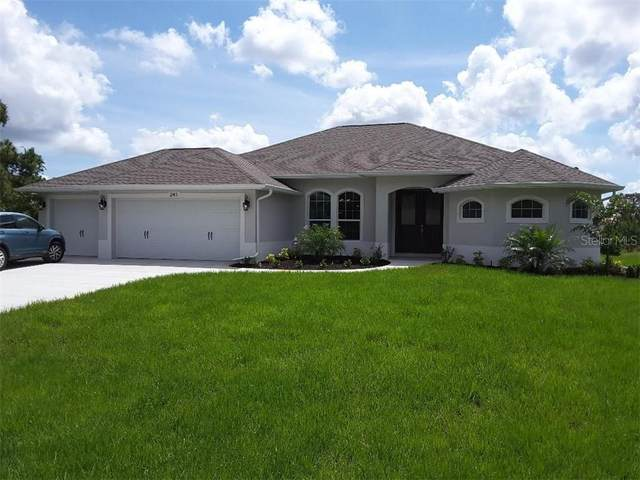91 Mariner Lane, Rotonda West, FL 33947 (MLS #D6112972) :: The Duncan Duo Team