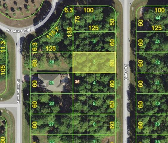 136 Hobo Road, Rotonda West, FL 33947 (MLS #D6112974) :: The BRC Group, LLC
