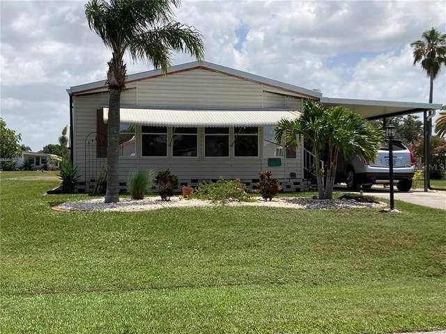 1415 Blue Heron Drive, Englewood, FL 34224 (MLS #D6112982) :: Team Pepka