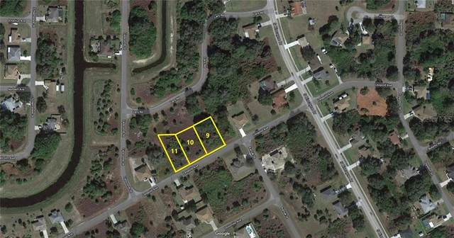 Leopold Avenue, North Port, FL 34287 (MLS #D6113190) :: Griffin Group