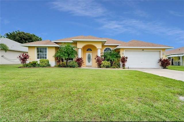 128 Mariner Lane, Rotonda West, FL 33947 (MLS #D6113213) :: Lockhart & Walseth Team, Realtors