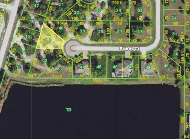 2 Sabot Court, Placida, FL 33946 (MLS #D6113234) :: Bustamante Real Estate