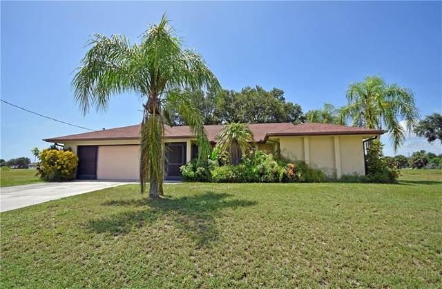 299 Rotonda Circle, Rotonda West, FL 33947 (MLS #D6113240) :: Bustamante Real Estate