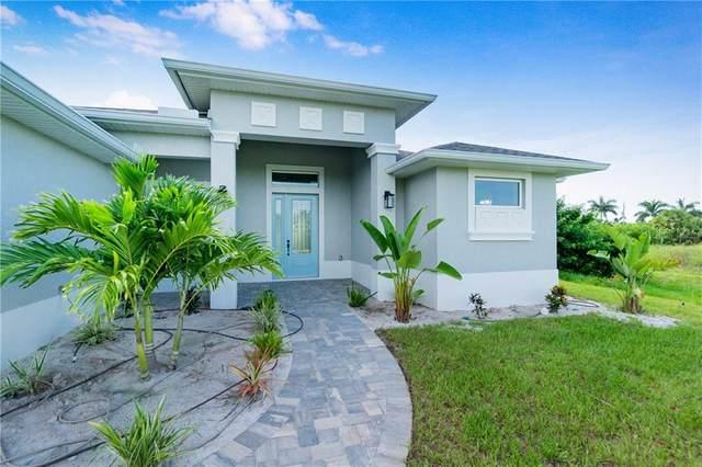 10218 Hallendale Drive, Port Charlotte, FL 33981 (MLS #D6113270) :: GO Realty