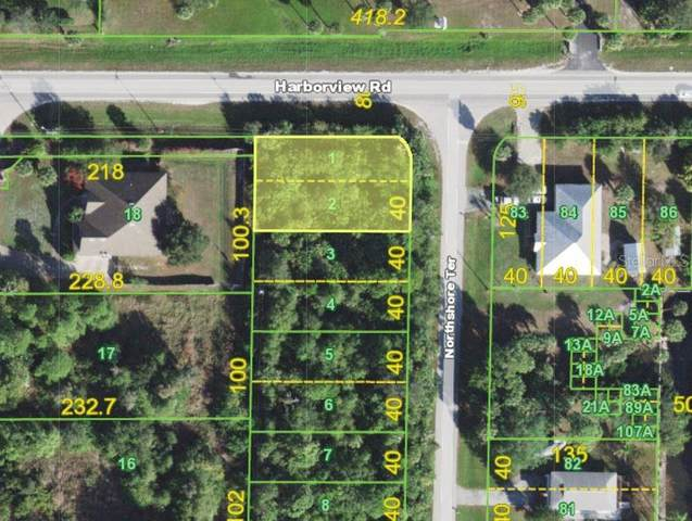 194 & 196 Northshore Terrace, Port Charlotte, FL 33980 (MLS #D6113296) :: The Light Team