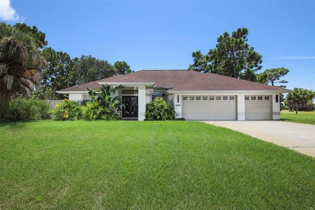 604 Rotonda Circle, Rotonda West, FL 33947 (MLS #D6113315) :: The Duncan Duo Team