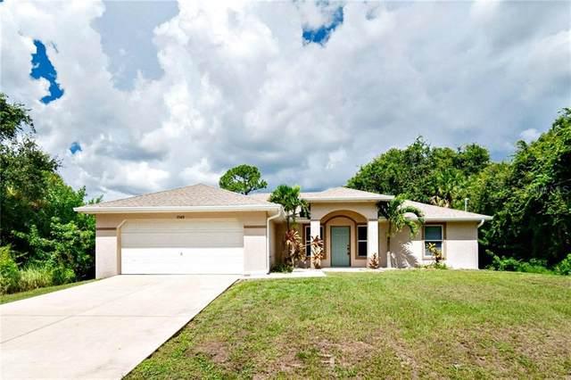 3589 Gilbert Street, North Port, FL 34288 (MLS #D6113322) :: Cartwright Realty