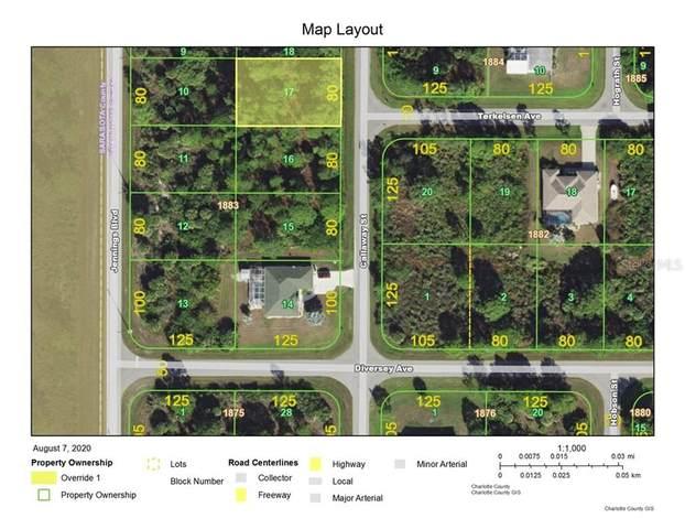 4375 Callaway Street, Port Charlotte, FL 33981 (MLS #D6113327) :: Bustamante Real Estate