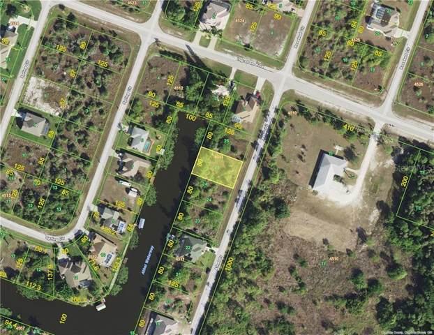 9359 Athel Drive, Port Charlotte, FL 33981 (MLS #D6113331) :: The BRC Group, LLC