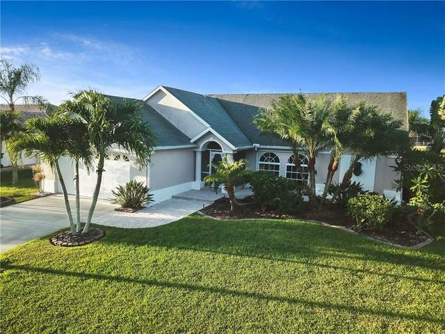 15906 Aqua Circle, Port Charlotte, FL 33981 (MLS #D6113342) :: The Heidi Schrock Team