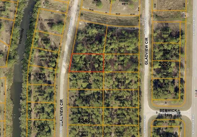 LOT 19 BLOCK 2348 Gladview Circle, North Port, FL 34288 (MLS #D6113414) :: Homepride Realty Services