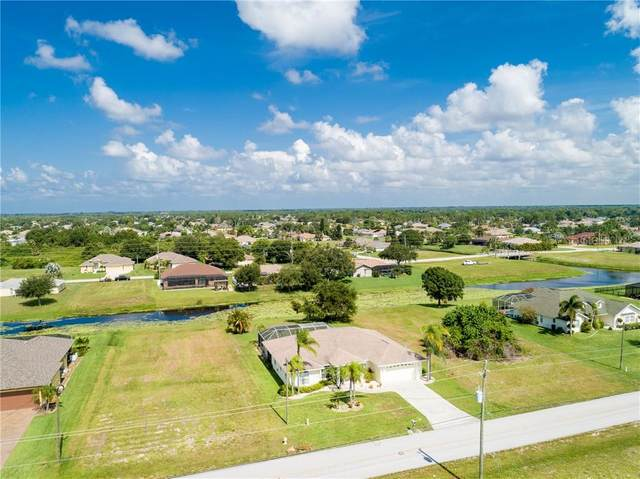 910 Boundary Boulevard, Rotonda West, FL 33947 (MLS #D6113442) :: Bustamante Real Estate