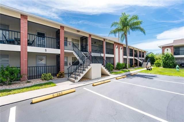 1531 Placida Road 201 Building 5, Englewood, FL 34223 (MLS #D6113446) :: The Light Team