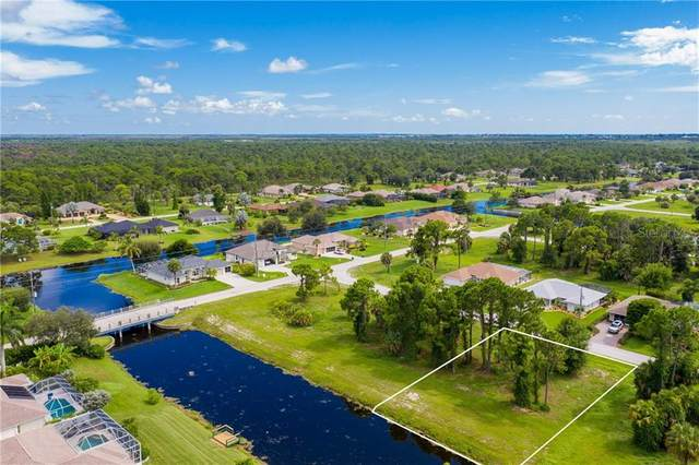 286 White Marsh Lane, Rotonda West, FL 33947 (MLS #D6113498) :: Bustamante Real Estate