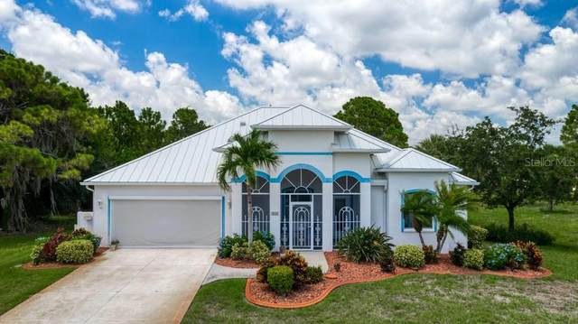 266 Marker Road, Rotonda West, FL 33947 (MLS #D6113507) :: Team Buky