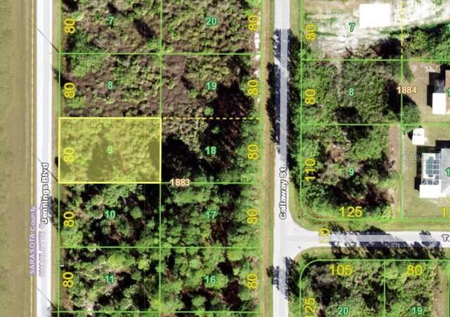 4370 Jennings Boulevard, Port Charlotte, FL 33981 (MLS #D6113624) :: Heckler Realty