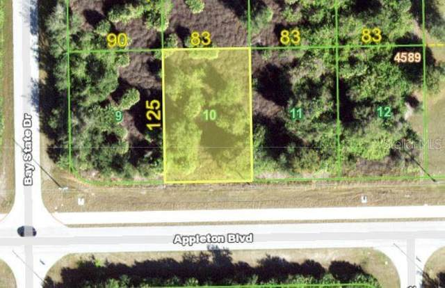 13378 Appleton Boulevard, Port Charlotte, FL 33981 (MLS #D6113626) :: Griffin Group