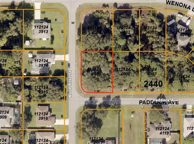 LOT 09 BLOCK 2440 Paddock Avenue, North Port, FL 34288 (MLS #D6113634) :: Bustamante Real Estate