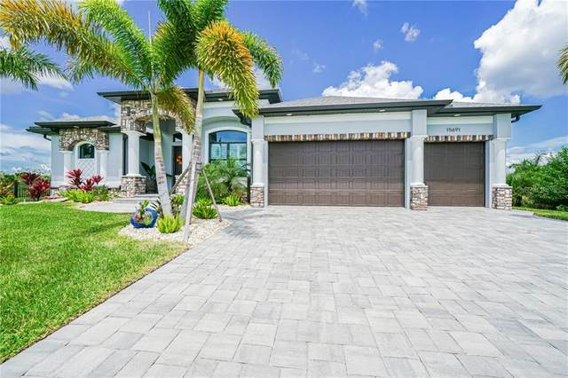 15691 Meacham Circle, Port Charlotte, FL 33981 (MLS #D6113636) :: Gate Arty & the Group - Keller Williams Realty Smart