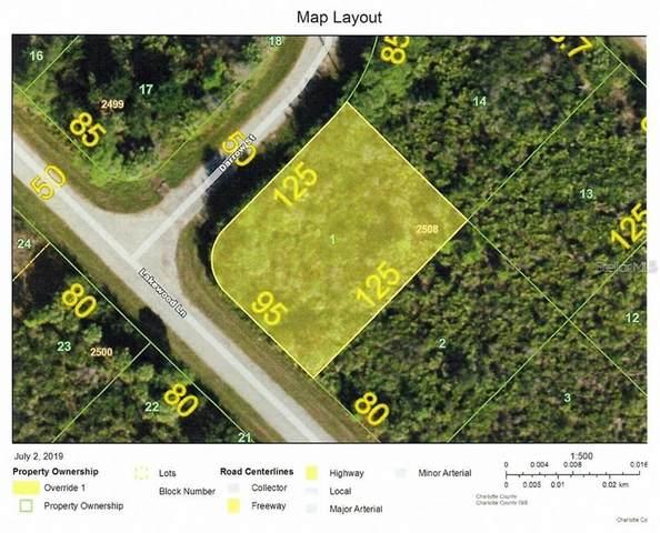 260 Darrow Street, Port Charlotte, FL 33953 (MLS #D6113642) :: Bustamante Real Estate