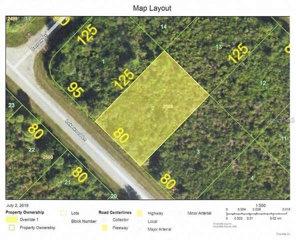 340 Lakewood Lane, Port Charlotte, FL 33953 (MLS #D6113644) :: Bustamante Real Estate