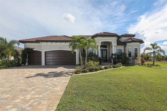 8186 Tracy Circle, Port Charlotte, FL 33981 (MLS #D6113828) :: Heckler Realty