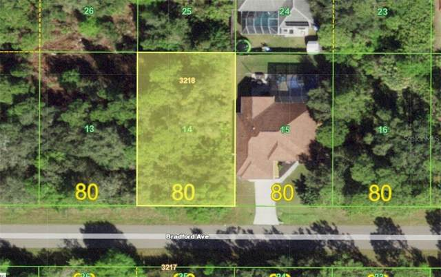 22484 Bradford Avenue, Port Charlotte, FL 33952 (MLS #D6113856) :: Bustamante Real Estate
