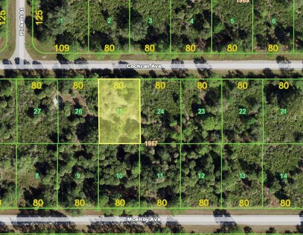 12141 Cochran Avenue, Port Charlotte, FL 33981 (MLS #D6113872) :: Alpha Equity Team
