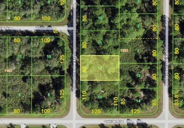 3262 Stone Street, Port Charlotte, FL 33981 (MLS #D6113879) :: Bustamante Real Estate