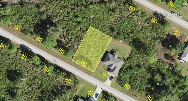 13376 Blake Drive, Port Charlotte, FL 33981 (MLS #D6113896) :: Zarghami Group