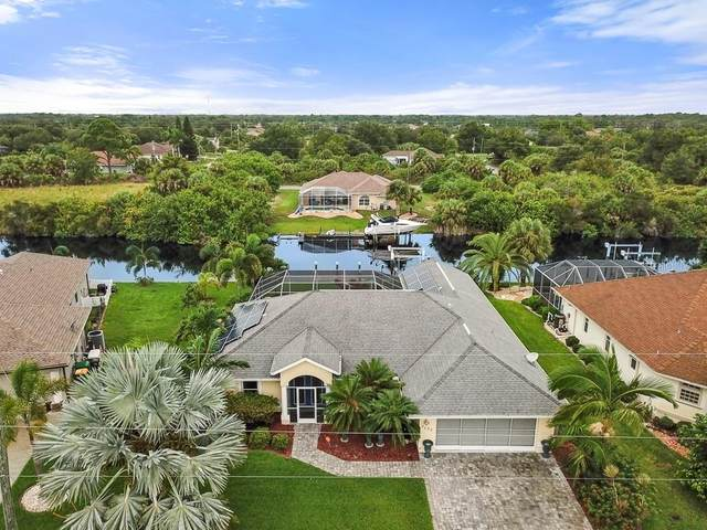 9692 Singer Circle, Port Charlotte, FL 33981 (MLS #D6113905) :: Griffin Group