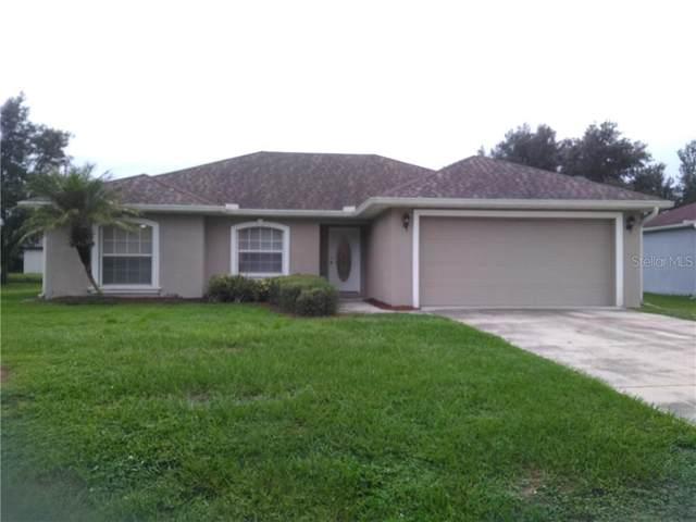 2481 Nordendale Boulevard, North Port, FL 34288 (MLS #D6113912) :: Team Buky