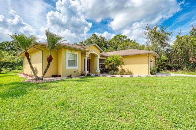 1205 Rival Terrace, North Port, FL 34286 (MLS #D6113957) :: KELLER WILLIAMS ELITE PARTNERS IV REALTY