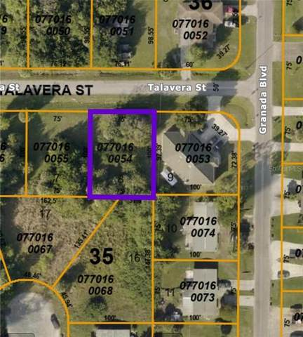 Talavera Street, North Port, FL 34287 (MLS #D6114001) :: Alpha Equity Team
