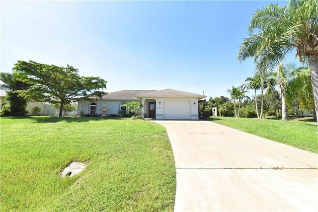10413 Grail Avenue, Englewood, FL 34224 (MLS #D6114024) :: Team Buky