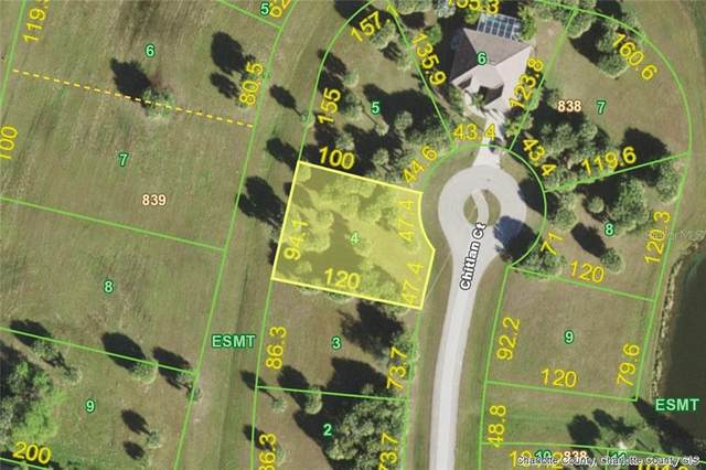 16101 Chitlan (Lot 4) Court, Punta Gorda, FL 33955 (MLS #D6114026) :: Zarghami Group