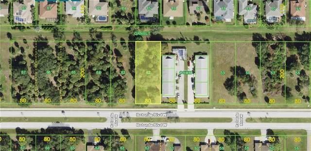 270 Rotonda Boulevard W, Rotonda West, FL 33947 (MLS #D6114029) :: Delgado Home Team at Keller Williams