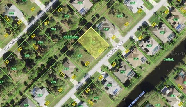 19 Long Meadow Lane, Rotonda West, FL 33947 (MLS #D6114038) :: Team Buky