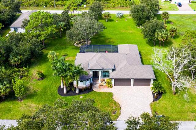 10079 Flat River Street, Port Charlotte, FL 33981 (MLS #D6114067) :: Griffin Group