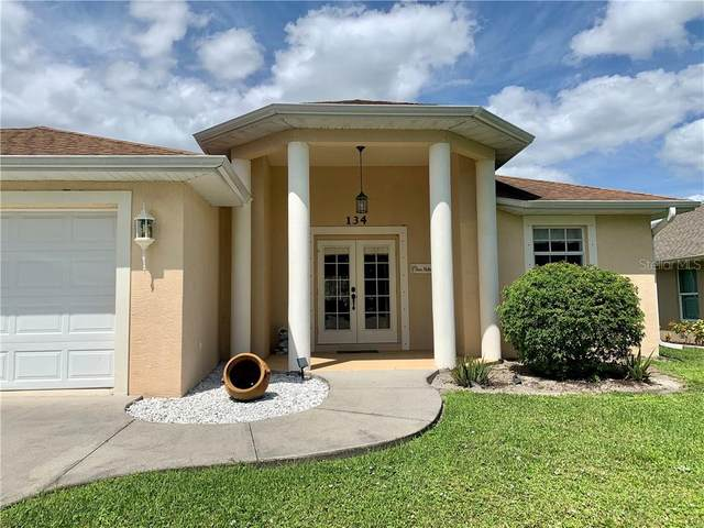 134 Albatross Rd, Rotonda West, FL 33947 (MLS #D6114076) :: Team Borham at Keller Williams Realty