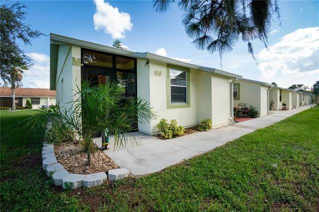 6796 Gasparilla Pines Boulevard #69, Englewood, FL 34224 (MLS #D6114080) :: Griffin Group