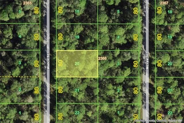 310 Welch (Lot 20) Street, Port Charlotte, FL 33953 (MLS #D6114095) :: The Robertson Real Estate Group