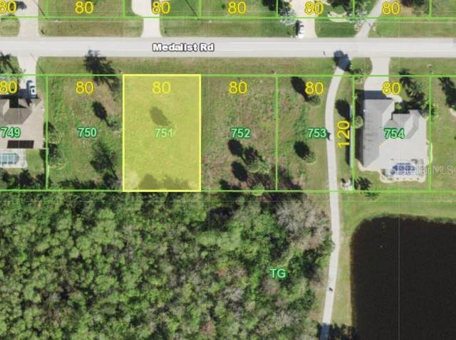 114 Medalist Road, Rotonda West, FL 33947 (MLS #D6114103) :: Gate Arty & the Group - Keller Williams Realty Smart