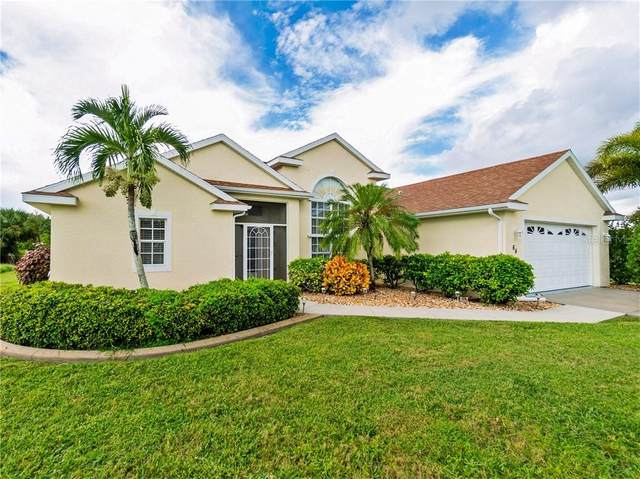 64 Medalist Court, Rotonda West, FL 33947 (MLS #D6114108) :: Gate Arty & the Group - Keller Williams Realty Smart