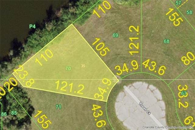 14405 Trout (Lot 70) Court, Placida, FL 33946 (MLS #D6114112) :: CENTURY 21 OneBlue