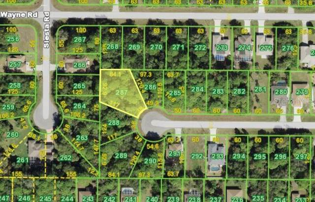 100 Spur Drive, Rotonda West, FL 33947 (MLS #D6114130) :: Alpha Equity Team