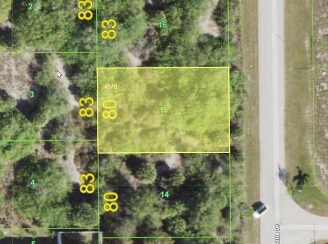 10039 Kingsville Drive, Port Charlotte, FL 33981 (MLS #D6114136) :: Gate Arty & the Group - Keller Williams Realty Smart